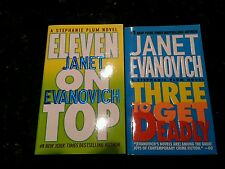 Stephanie Plum Novels: Number 3 and 11 by Janet Evanovich (mass market paperback