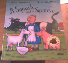 A Squash and A Squeeze by Julia Donaldson Paperback