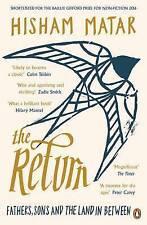 La devolución: padres, hijos y la tierra entre Hisham Matar Bestseller Libro