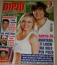 DIPIU' 2012/12=ANDRES GIL=NINO CASTELNUOVO=PIERDAVIDE CARONE=DOLCENERA=