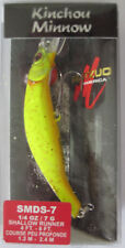 MATZUO  Kinchou Minnow - Size 7 - 1/4 oz. - Lemon Steel