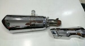 BMW R1200RS 2017 OEM EXHAUST