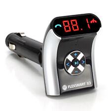 GOgroove FlexSMART X3 Mini - Transmetteur FM Bluetooth pour Voiture