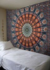 Hippie Mandala Tapestry Room Wall Hanging Art Floral Tapestries Wall Home Decor
