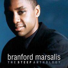 The Steep Anthology by Branford Marsalis (CD)