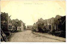 CP 62 - PAS-DE-CALAIS - Fleurbaix - La Place (1919)