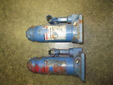 2 WESTWARD 6 Ton Hydraulic Bottle Jacks Jack 3ZC60-G