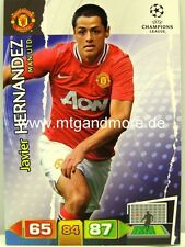 Adrenalyn XL Champions League 11/12 - Javier Hernandez