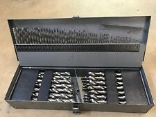 115 PC Drill Bit Set Excellent Condition.