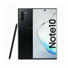 Unlocked Samsung Galaxy Note 10 Note 10 Plus 256GB Smartphone AT&T T-Mobile 8/10