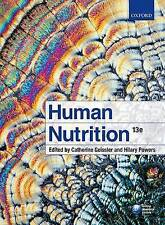 Human Nutrition, Paperback; Geissler, Catherine; Powers, Hilary, HE OUP