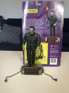 Universal Monsters Frankenstein Boris Karloff Sideshow Toy Figure