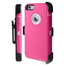 Apple iPhone 7 Case Cover {Belt Clip fits Otterbox Defender}