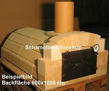 Holzbackofen,Steinbackofen,Pizzaofen,Gewölbe,Schamotte Deutsche Profiqualität