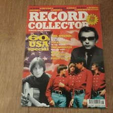 RECORD COLLECTOR MAGAZINE ~ AUG 2005 ISSUE:313 PHIL SPECTOR THE MONKEES KANSAS