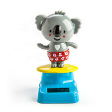 KOALA Solar Powered Dancing Animals Sun Catcher Bobble Head Toy Home Dancer