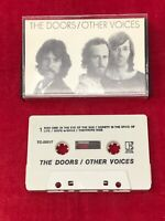VINTAGE The Doors ‎– Other Voices Elektra ‎– Cassette HORIZONTAL COVER TC-55017