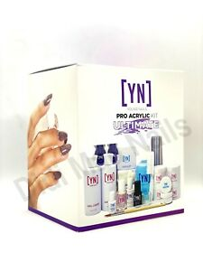 Young Nails Professional Acrylic System Kit- ULTIMATE