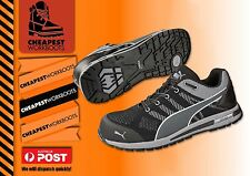 1 x pair PUMA ELEVATE KNIT Safety Composite Toe ,light work shoe jogger 643167