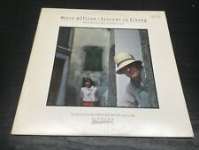 Mose Allison - Lessons In Living - Vg+ Vinyl - Promotional
