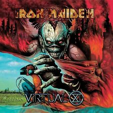 Iron Maiden-Virtual XI (2017 Rem. 180 gr) 2 VINYL LP NEUF