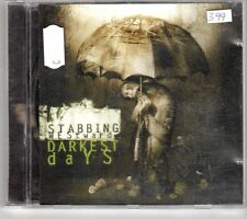 (GM403) Stabbing Westward, Darkest Days - 1998 CD
