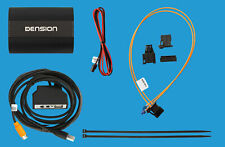 PORSCHE 911,MERCEDES,BMW,AUDI DENSION GW53MO1 Car iPod iPhone USB Adapter