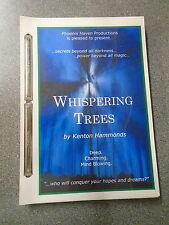 * WHISPERING TREES by KENTON HAMMONDS * UK POST £3.25* PAPERBACK* PHEONIX*