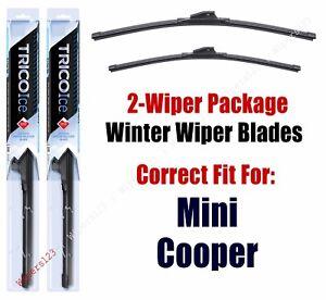 WINTER Wipers 2-Pack fits 2002+ Mini Cooper - 35190/180