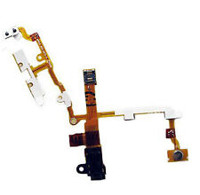 1x Audio Power Volume Switch Flex Cable Headphone Jack Ribbon for iPhone 3G/3GS