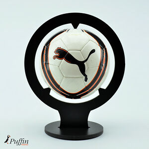 Football Display Plinth - BLACK