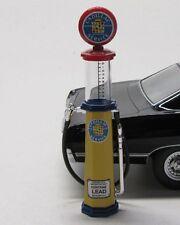 Gas Pump / Tanksäule 1:18 Metall / Cadillac rund / Yat Ming
