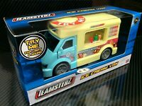 Teamsterz Musical Ice Cream Van Lights & Sounds Kids Toy Gift