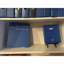 Rare BMW Books  E30 318 M3 Factory Service Manual & BMW Paint / Upholstery