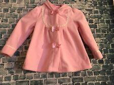 Kids Headquarters Light Pink Fleece Jacket Size 5
