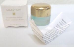 NIB Mary Kay Indulge Soothing Eye Mask OR Gel New Skin Care Samples Cool Refresh