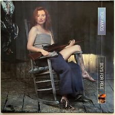 Tori Amos - Boys For Pele 2xLP USA 1996  Atlantic 82862-1  Clear Green Vinyl