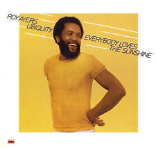 Roy Ayers EVERYBODY LOVES THE SUNSHINE Limited NEW ORANGE COLORED VINYL LP