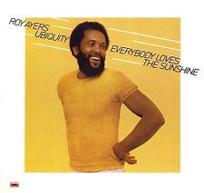 Roy Ayers Ubiquity EVERYBODY LOVES THE SUNSHINE New ORANGE COLORED VINYL LP