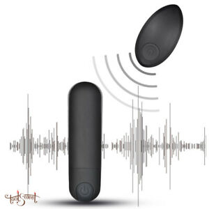 10 Speed Vibrating Love Egg Bullet Vibrator Sex Toy Remote Control Sex Toys F22P