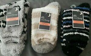 West Loop Cozy Fuzzy Socks Women's Size 4-10 Lot of 3