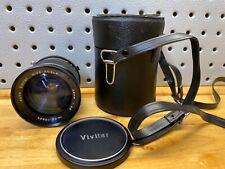 NIKON F-Mount / Vivitar 28mm f/2.5 MF Prime Lens  - FULLY TESTED With Case/strap