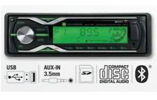 Genuine John Deere CD Radio Stereo Head Unit SD Card USB Aux Input Bluetooth MP3