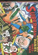 SUPERMAN: THE GOLDEN AGE DAILIES 1942-1944 HARDCOVER SIEGEL & SHUSTER NEAR MINT