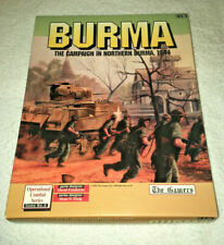 Burma : Campaign in Northern Burma, 1944 - The Gamers {UNPUNCHED-100% COMPLETE}