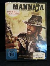 Mannaja - Das Beil des Todes (1977) Italo-Western - DVD (Maurizio Merli) NEU/OVP