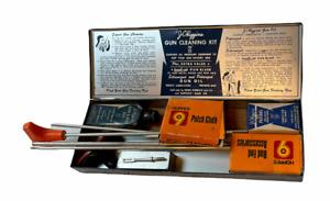 VINTAGE J.C.HIGGINS #713 GUN CLEANING KIT RIFLE - USED