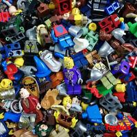 LEGO CASTLE & FANTASY MINIFIGURE CREATIVITY PACK, Bulk x70pcs minifigure parts!