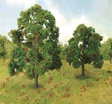 "JTT SCENERY 92126 APPLE TREE GROVE 4.5""- 5"" O-SCALE 2 PER PACK JTT92126"