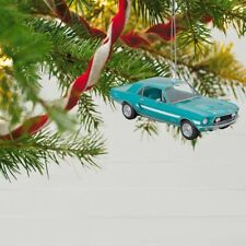 1968 Ford Mustang California Special 50th Anniversary 2018 Hallmark Ornament